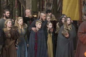 Vikings Season 1, Episode 8 : Sacrifice