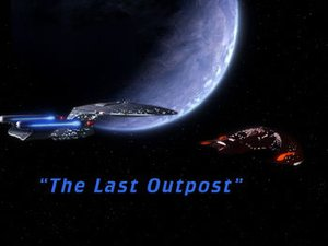 Star Trek: The Next Generation Season 1, Episode 4 : The Last Outpost