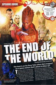 Doctor Who Season 1, Episode 2 : The End of the World