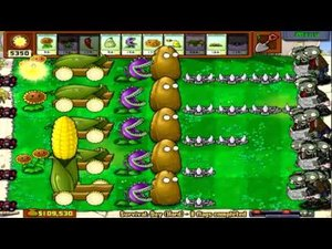 Youtube: NintendoCapriSun Plants Vs. Zombies Part 35: Super Corn Massacre II